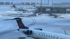 Flight delays, cancellations at YVR