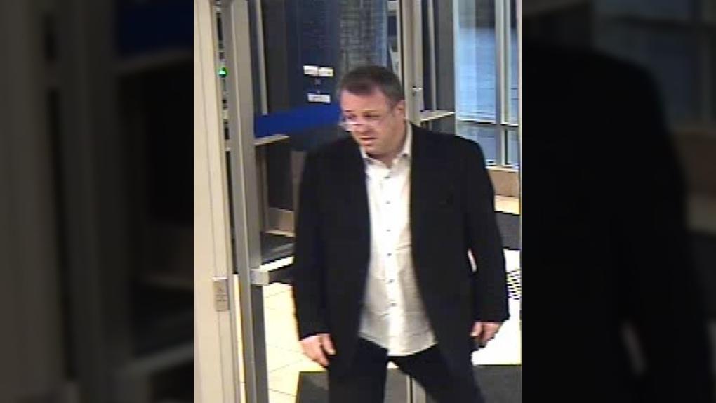 Nanaimo RCMP Fraud suspect