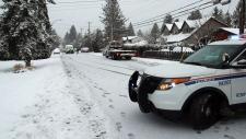 Elderly man fatally struck by truck in Maple Ridge
