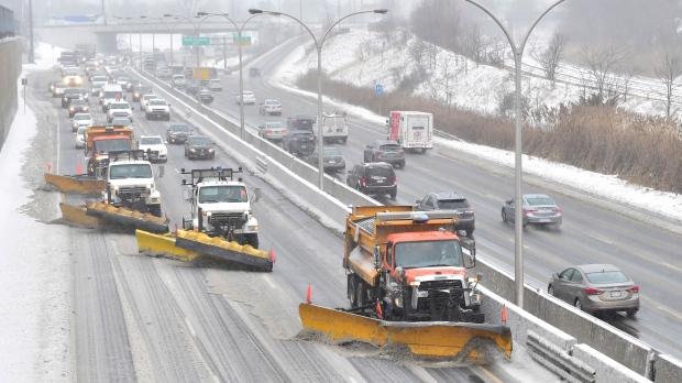 School Closures Toronto: Winter Storm Descends On Toronto Causing School Closures