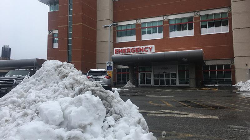Emergency Room Victoria General Hospital