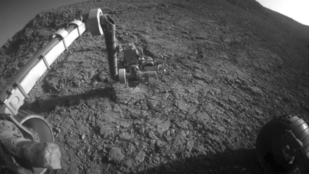 Nasa sends final farewell message as Mars rover is declared 'dead'