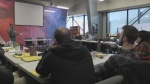 Barrie Police intervention training