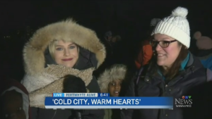 Cold City, Warm Hearts