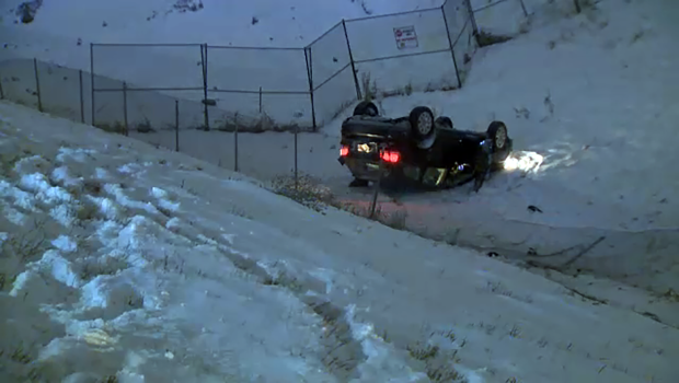 snow, roads, slippery roads, snowfall, transportat