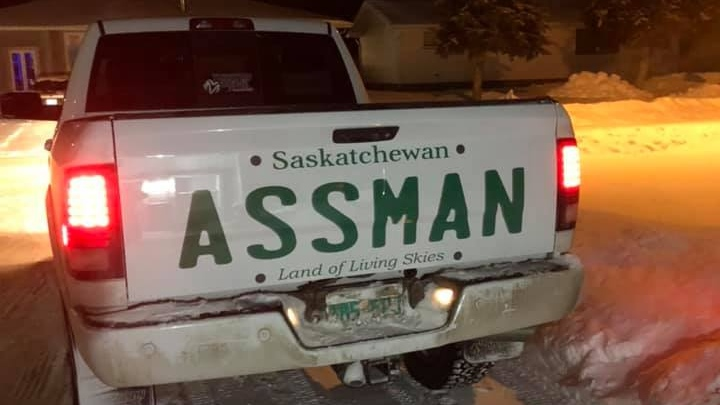 David Assman Has Cheeky Response After Being Denied