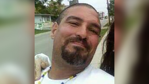 Brian Peter Maksoud, 46, of London, Ont. is seen in this undated family photo.