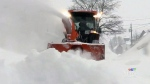 Old man winter clobbers Maritimes