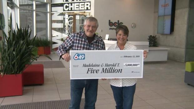 Port Alberni lottery winners