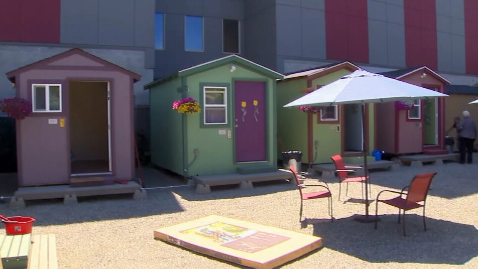 Tiny homes communities are seen in American cities like Seattle and Kansas City.