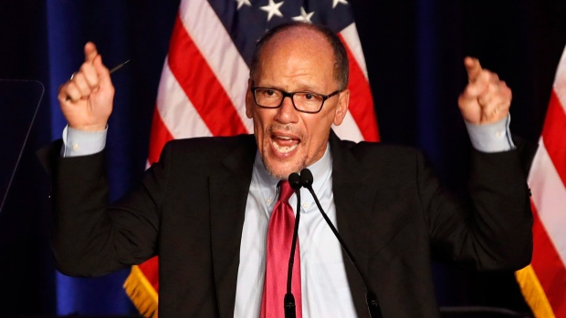 Tom Perez, Chairman of the DNC