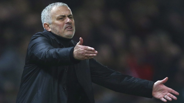 Jose Mourinho in 2018