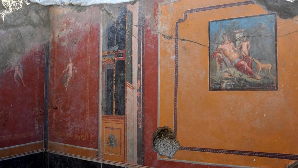 Pompeii atrium