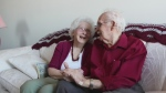 Couple celebrates 65 Valentine's Days together