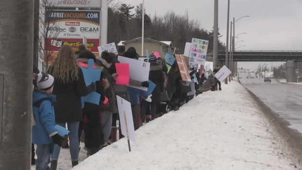 'You made a really bad choice,' Local parents protest changes to autism program