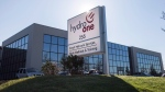 A Hydro One office is pictured in Mississauga, Ont. on Wednesday, Nov. 4, 2015. (THE CANADIAN PRESS/Darren Calabrese)