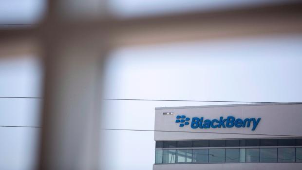 BlackBerry stock falls sharply despite decent quarter | CTV News