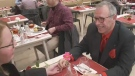 Love was in the air as couples celebrated Valentine's Day at IKEA Ottawa.