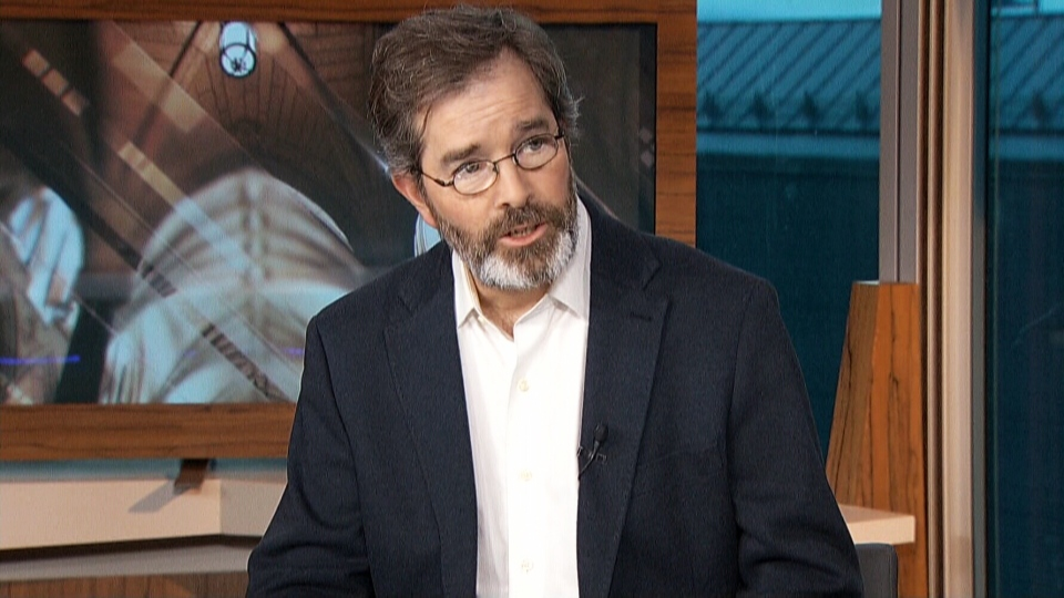 David Fewer -- director of the Canadian Internet Policy and Public Interest Clinic at the University of Ottawa's Centre for Law, Technology and Society -- talks to CTV Power Play host Don Martin on Feb. 14, 2019.