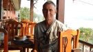 Retired Edmonton firefighter Bill Hughes died four months after contracting Japanese encephalitis while in Thailand. (Photo courtesy of Jillian Hughes)