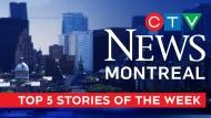 Top 5 CTV Montreal 600