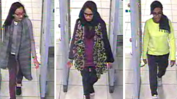 Schoolgirl who travelled to Syria to join ISIS should be allowed to return to U.K., judges rule