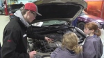 Push to show young students skilled trade options