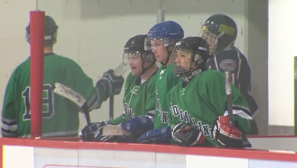 A study conducted by University of Calgary researchers wants to explore the impact of hockey on the Canadian identity.