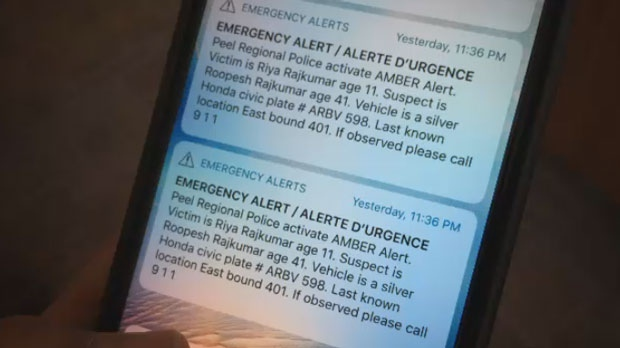 Police received 911 complaints after issuing Amber Alert for