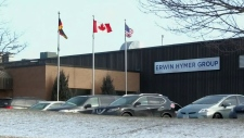 Employees told Erwin Hymer Group plants closing