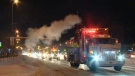 Convoy rolls through Saskatchewan
