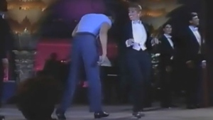 81-year-old tap dancer