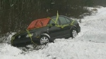 Body shops overrun with snow-caused crashes