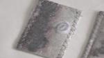 Sawatsky Sign-Off- Dryer Lint Art