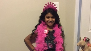 Candlelight vigils will take place in the coming days to honour 11-year-old Riya Rajkumar, who was found dead following an Amber Alert. (Amrita Naipaul)