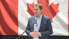 Federal Conservative Leader Andrew Scheer