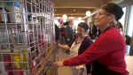 Every Tuesday and Thursday, an army of volunteers at Meals on Wheels helps make sure anyone in need is fed. (CTV Montreal)