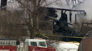 Community rallies for Wellesley fire victims