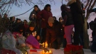 CTV National News: Candlelight vigil held