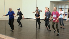 CTV National News: Passion for tap