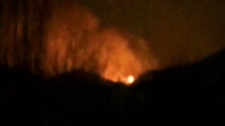 Crews battling fires in Calgary homes