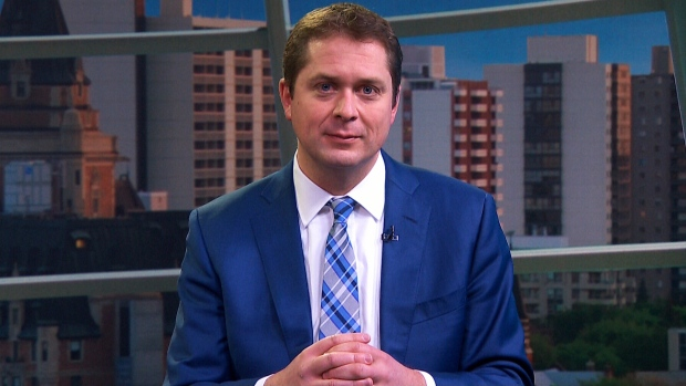 CTV QP: One-on-one with Andrew Scheer