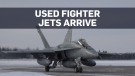 RCAF receives first two used F-18s from Australia