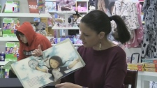 Award-winning Indigenous author, Melanie Florence makes a stop at Chapters with her new children's book Stolen Words.