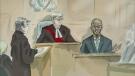 Jury asks about not criminally responsible defense