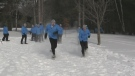 After a successful showing at the provincial games, local athletes train for the upcoming national games in 2020.