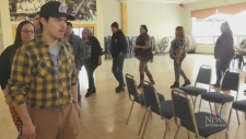 Families grieve at vigil in Six Nations