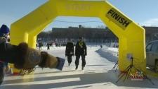 15km race raises $10K for Winnipeg's homeless