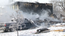 CTV National News: House explosion in Calgary