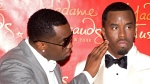 In this Dec. 15, 2009 file photo, Sean 'Diddy' Combs unveils his wax figure at Madame Tussauds in New York. (AP Photo/Charles Sykes, File)